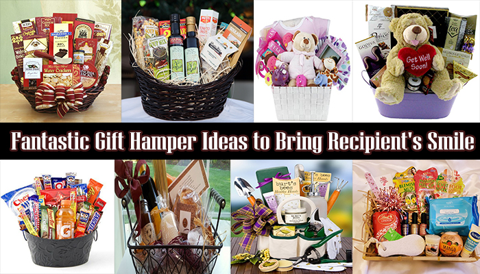 7+ Fantastic Gift Hamper Ideas to Bring Recipient's Smile