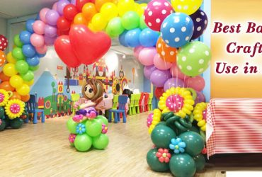 Balloon Crafts to Use in Your Next Event Decor