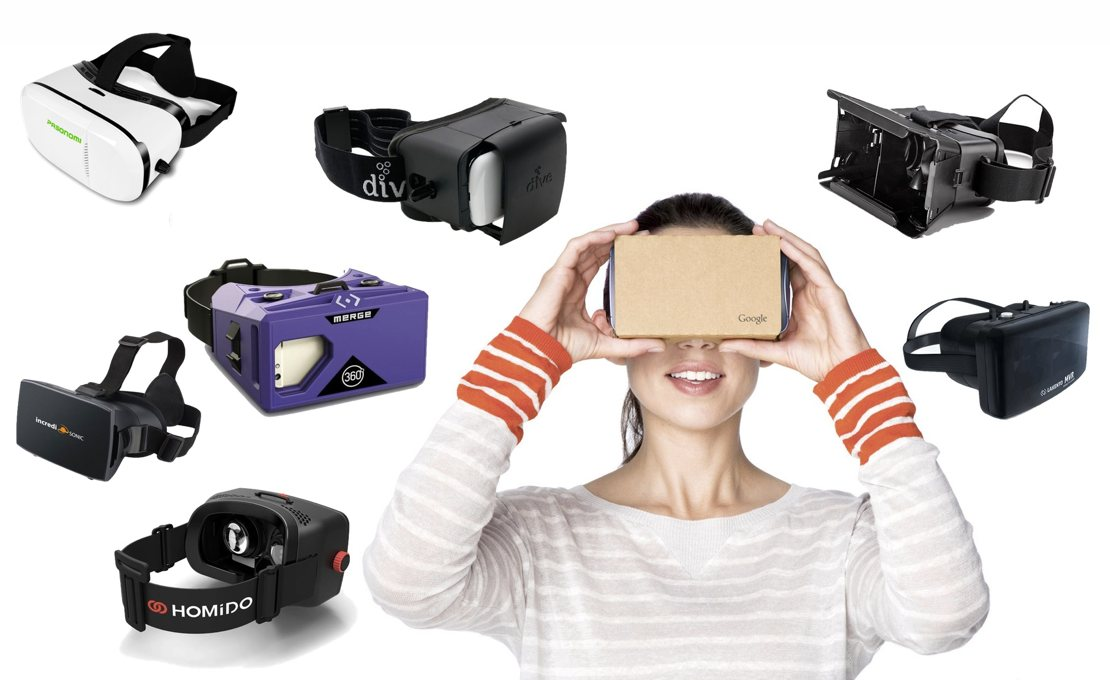 best VR-hedsets accessories collection