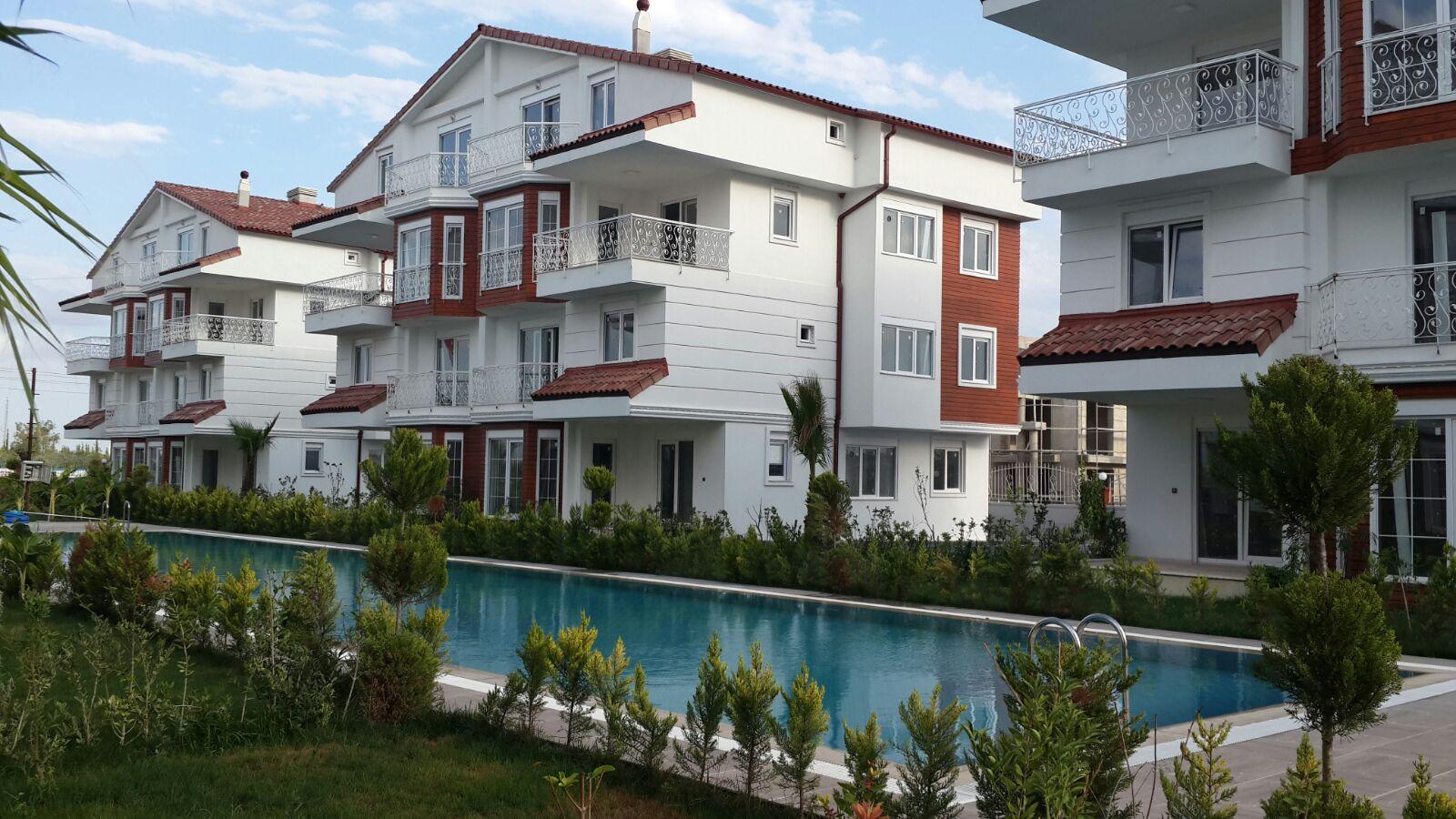 buy a home in Antalya city