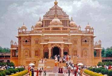Popular places to visit in Gujarat