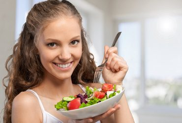 Healthy Diet Plan - Eating Girl