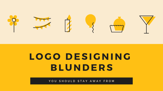 Logo Designing Blunders You Should Stay Away From