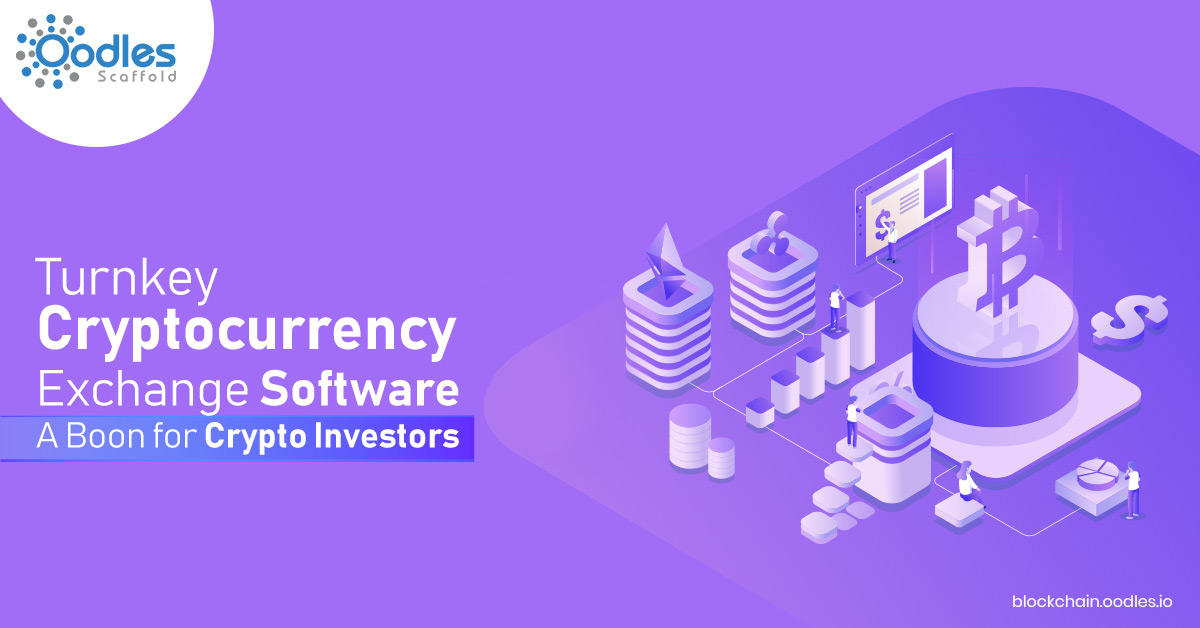 Turnkey Cryptocurrency Exchange Software