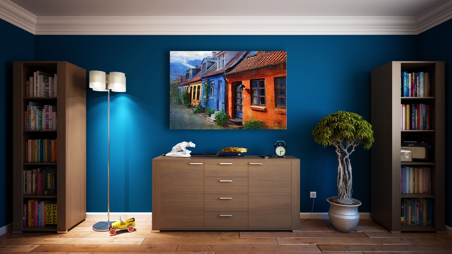 How to choose a proper wall decor?
