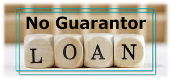 Why you need no guarantor to borrow funds?