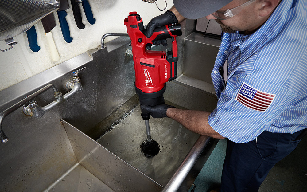 Which is the Best Plumbing Tool used For opening?