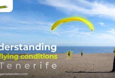 Paragliding Flight With Kangaroo Tandem