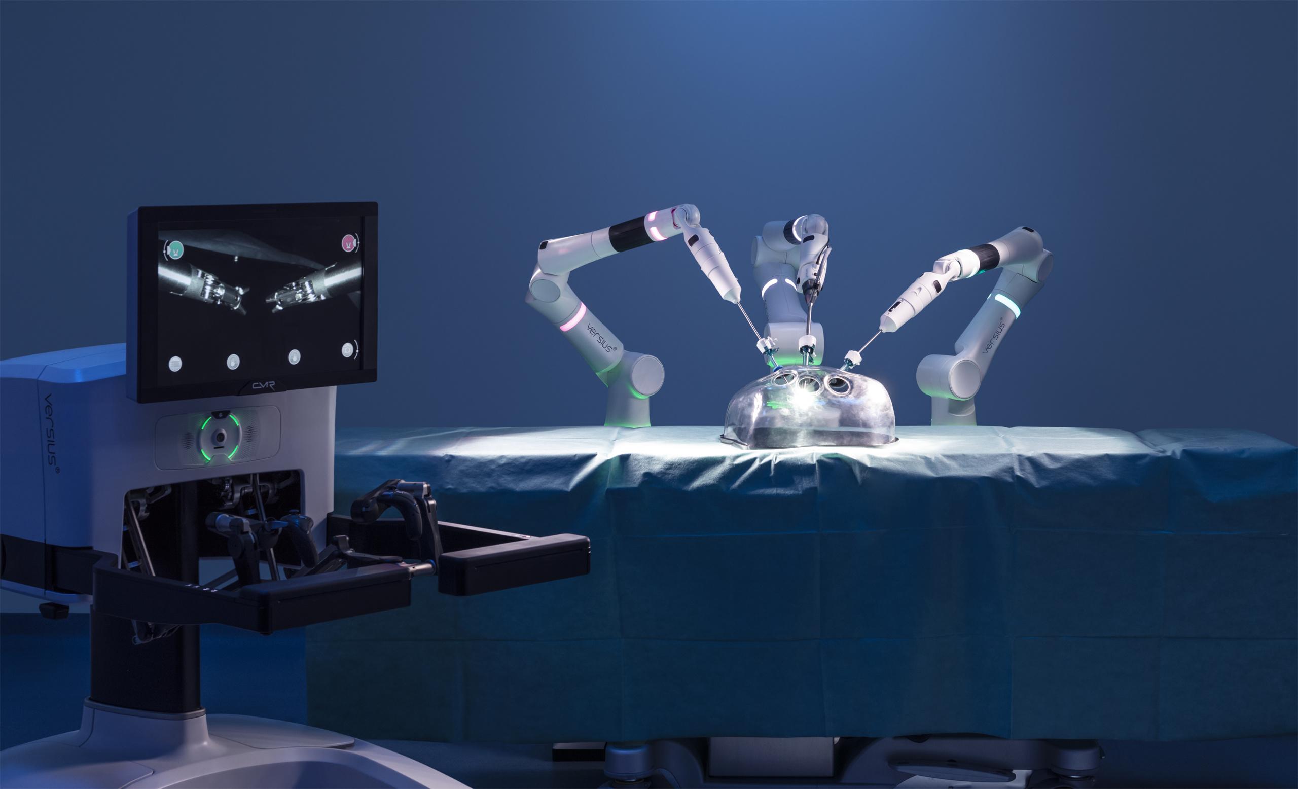 Surgical Robotics Devices Market