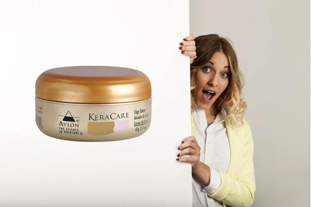 Benefits of KeraCare Edge Tamer
