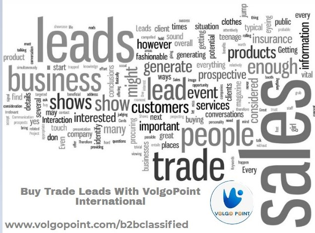 The Great Advantages of Trade Leads Worldwide!