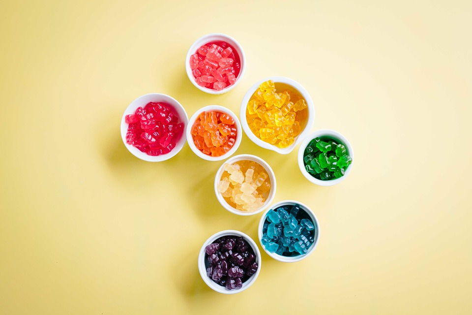 CBD Gummies for last-minute anxiety