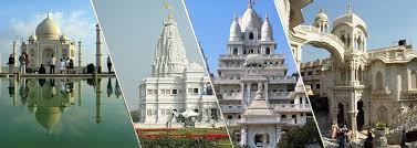 delhi agra mathura vrindavan tour by car