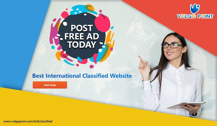 Marketplace for online International classified ads
