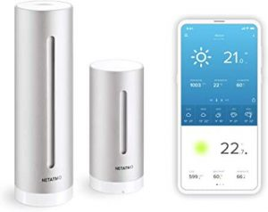 Netatmo's Weather Station