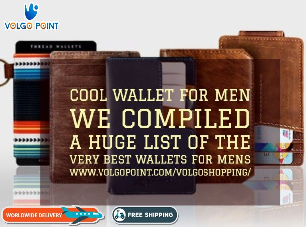 How to Buy Cool Wallets for men