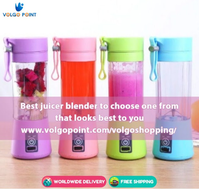 Portable Blenders for Travel and Sports