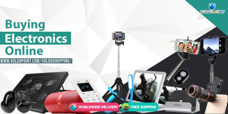 Best Online Electronics Store with free shipping worldwide