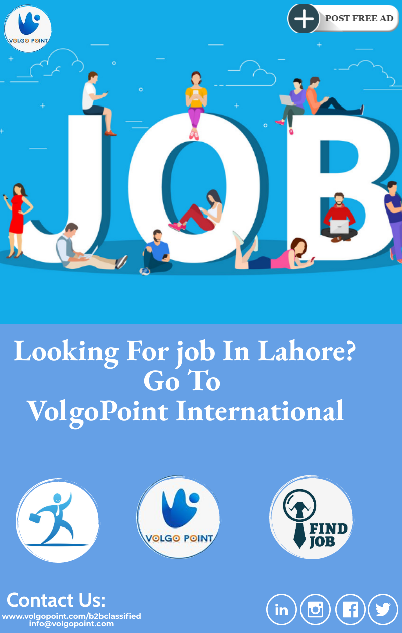 How to find a Jobs in Lahore
