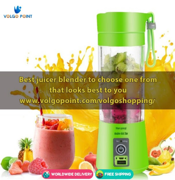 Why portable blender is important for daily life
