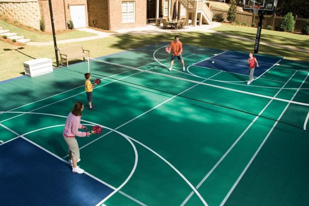 10 Best Backyard Sports field Ideas