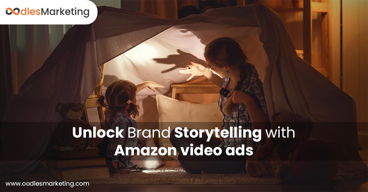 Amazon Listing Optimization with Amazon video ads