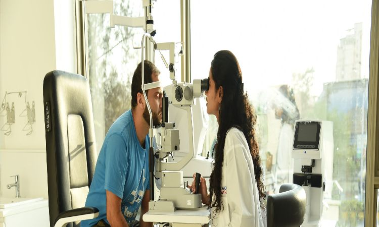 ophthalmology treatment