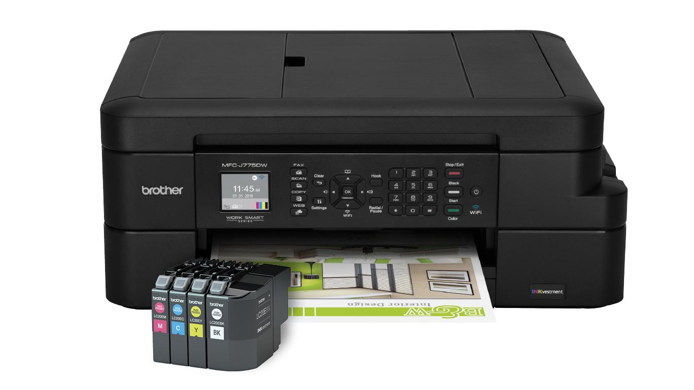 Troubleshoot Brother Printer