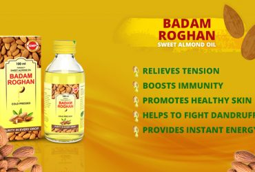 badam rogan for hair