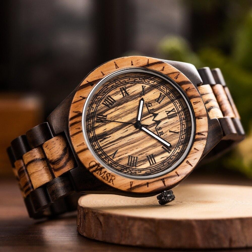 Wooden Watches for Men – Get the Right Wooden Watch