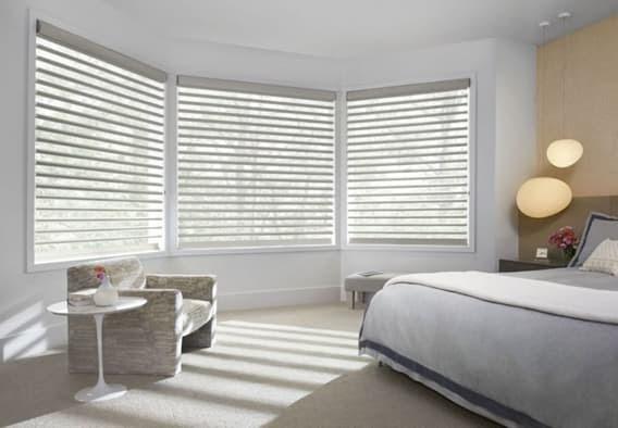 Decorate windows with designer blinds