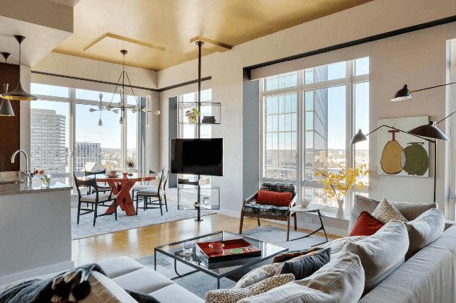 Quick Living Room Makeover Ideas