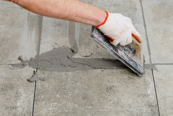 What Is the Use of Tile Grout