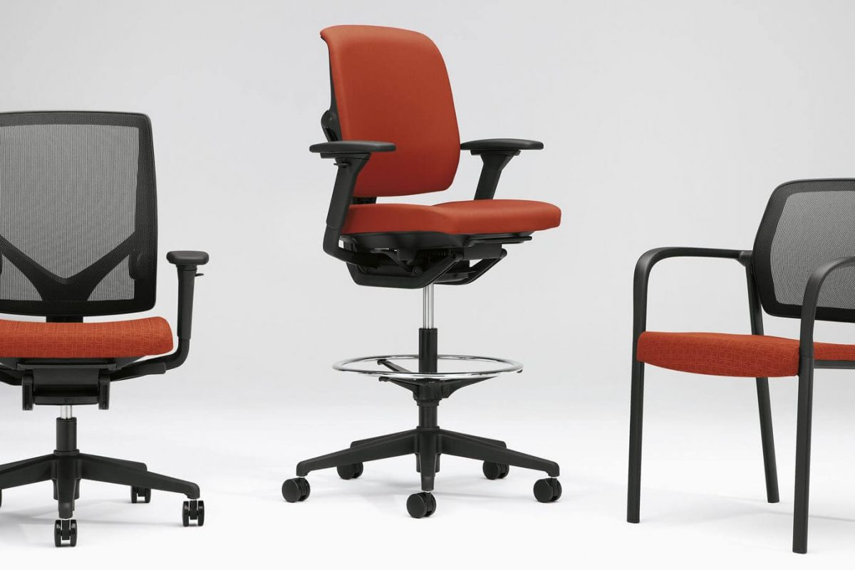 Main forms of workplace chairs and their benefits