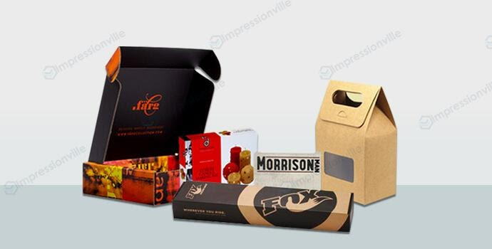 5 Reasons Why Your Brand Needs Custom Boxes