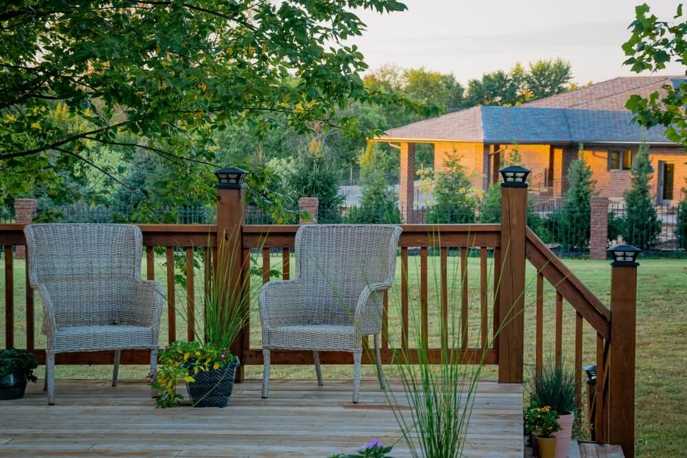 5 Amazing Deck Designs For Your Home