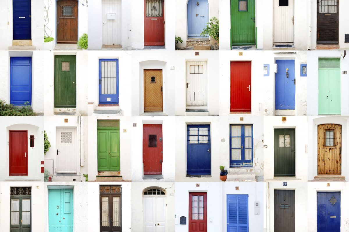 5 Super Stylish Door Types to Grace Your Dear Home