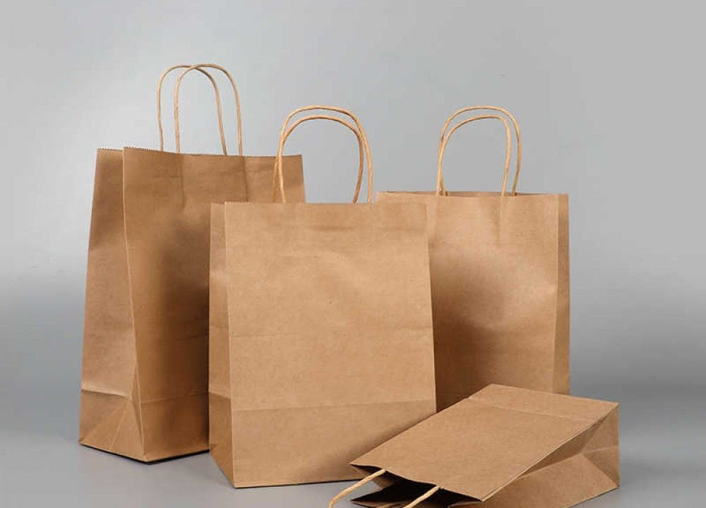 Top 4 Reasons Why Every Business Should Opt for Kraft Paper Bags