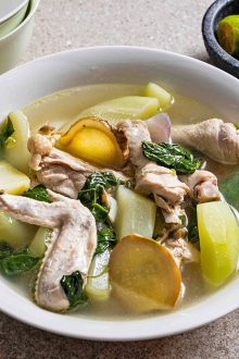 how to cook Pinoy food