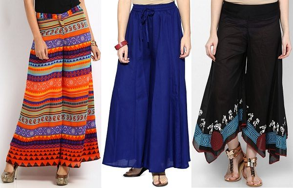 Shop from Libas the amazing collection of bottom wear for women