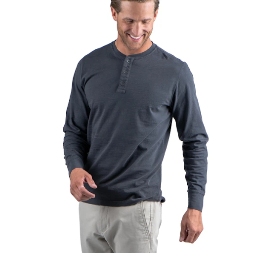 Shop Henley T-Shirts and Get the Most of the Styles
